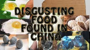 cuisine made in 5 foods in china that are totally disgusting