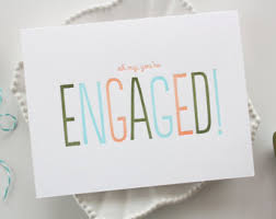 congratulations on engagement card wreath engagement card wreath congrats card