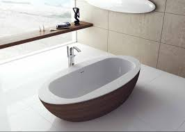 Alegna Bathtubs by Oval Wooden Bathtub First Khis By Khis Bath Design Frants Seer
