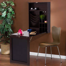 Wall Bar Table Wall Mounted Table Ebay