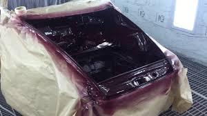 burgundy porsche 2017 porsche 911 targa renovation color burgundy red 24 doctorclassic