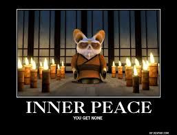 Inner Peace Meme - the myth of inner peace karan gupta medium