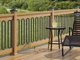 deck railing spindles radnor decoration