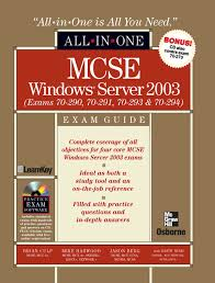 buy 70 294 mcse guide to microsoft windows server 2003 active