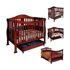 Cribs 4 In 1 Convertible Set Four In One Convertible Crib We Got One Of These For Our