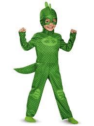pj masks gekko classic toddler costume disney junior costumes