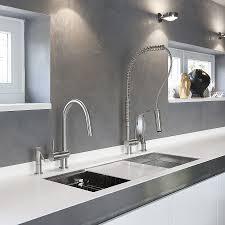 exquisite kitchen faucets merge italian design with elegant