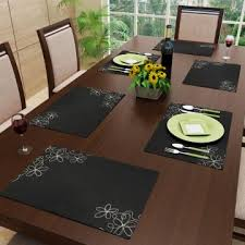 Dining Table Dining Table Placemats Pythonet Home Furniture - Dining room table placemats