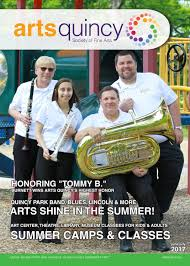 arts quincy june july 2017 by arts quincy issuu