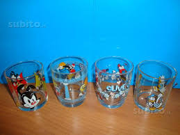 bicchieri della nutella lotto bicchieri della nutella ferrero arredamento e casalinghi