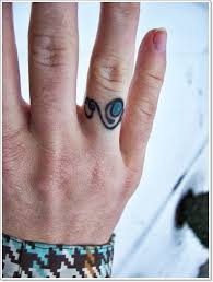 Christian Ring Tattoos 40 Of The Best Wedding Ring Designs