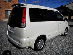 liteace noah 2wd g exurb auto 8 seats high roof sr40g 53k