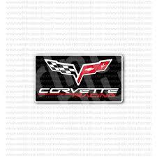 corvette racing stickers chevrolet corvette racing sticker automotive stickers