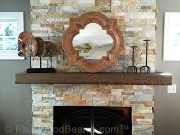 Fake Outdoor Fireplace - fake wood for fireplace binhminh decoration