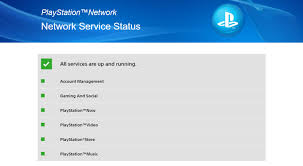 how to check if psn u0027s down on your ps4 guide push square
