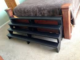 spectacular pet stairs for tall beds home decor u0026 furniture