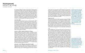 Dan K Hen Flüchtlingsbauten Handbuch Und Planungshilfe Architektur Der
