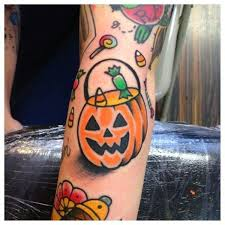 23 best halloween tattoos images on pinterest spooky tattoos