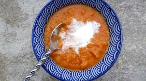 cuisine chou velouté chou fleur tomates la tendresse en cuisine