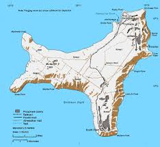 Map Scales Maps Of Christmas Island Detailed Map Of Christmas Island In