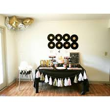 music themed music themed birthday party ideas photo 2 of 12 catch my party