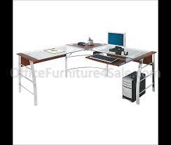 Officemax Glass Desk Office Depot Mezza L Shaped Desk Decorative Desk Decoration
