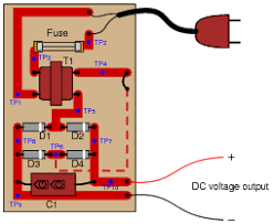 basic ac dc power supplies discrete semiconductor devices and