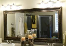 bathroom mirror trim ideas master bathroom mirror ideas bathroom mirror ideas for