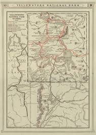 Union Pacific Railroad Map Up U0027s Yellowstone Special Part 2