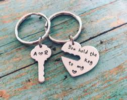 key to my heart gifts boyfriend etsy