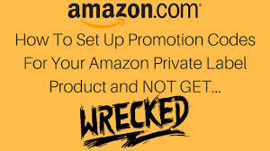 amazon promotional black friday codes how to set up promotional coupons for your amazon product youtube