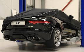 jaguar f type tuning f type exhaust and remap