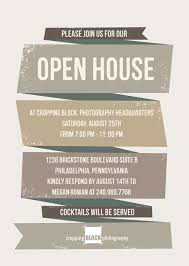 open house invitation business open house invitation design templates
