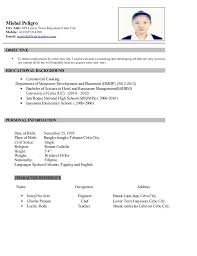 Keywords For Resumes Pilot Resume Previousnext Airline Resumes Learning To Write A