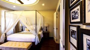 luxury hotel room with private balcony villa song saigon hotel