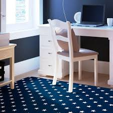 Royal Blue And White Rug Aliexpress Com Buy Mdct New Royal Blue White Stars Fleece Rug