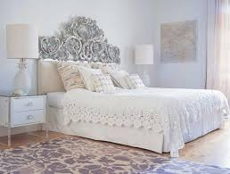 Modern Ideas To Add Interest To White Bedroom Decorating - Decorating ideas modern bedroom