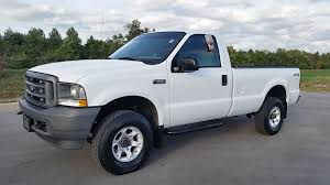 sold 2003 ford f 250 super duty regular cab 4x4 112k 5 8 v 8 5spd