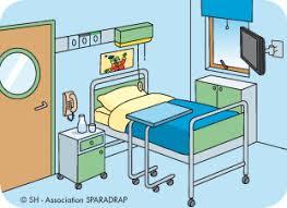 va dans ta chambre comment va être ta chambre l hôpital enfants la santé les