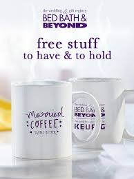 free gifts for wedding registry bed bath beyond free stuff david s bridal