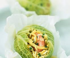 cuisine papillote recette avec astuce de lignac papillote de chou aux crevettes