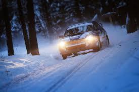 subaru winter halls winter rally u201d organizatoriai parengė ir laisvalaikio pramogų