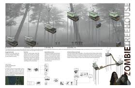 Zombie House 20 Ridiculously Cool Zombie Safe House Designs