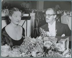 Bette Bette Davis And William Grant Sherry Pictures Getty Images