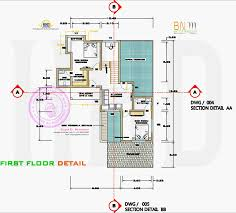 free floor plan of 2160 sq feet house kerala home design and