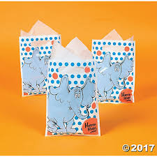 horton hears dr seuss treat sacks oriental trading