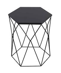 Hexagon Side Table Diy Hexagon Side Table The Handyman S