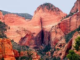 Utah scenery images Photos of utah scenery b c mountain in kolob canyon washington jpg