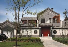 houses with courtyards traditional courtyard houses jing daily