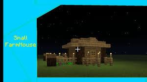 small farmhouse tutorial minecraft 5 youtube